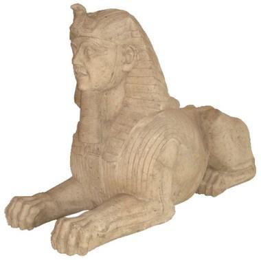 Sphinx Scupture