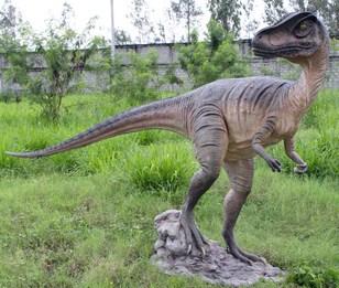 Allosaurus Dinosaur Sculpture